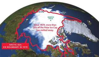 polar-ice-caps-melting-northern-artic-region