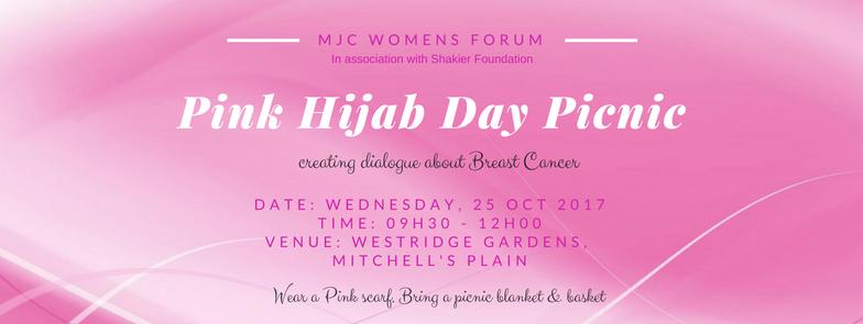 Pink Hijab Day Picnic FBC