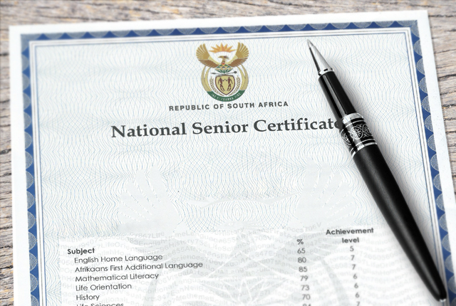 National-Higher-Certificate-Matric