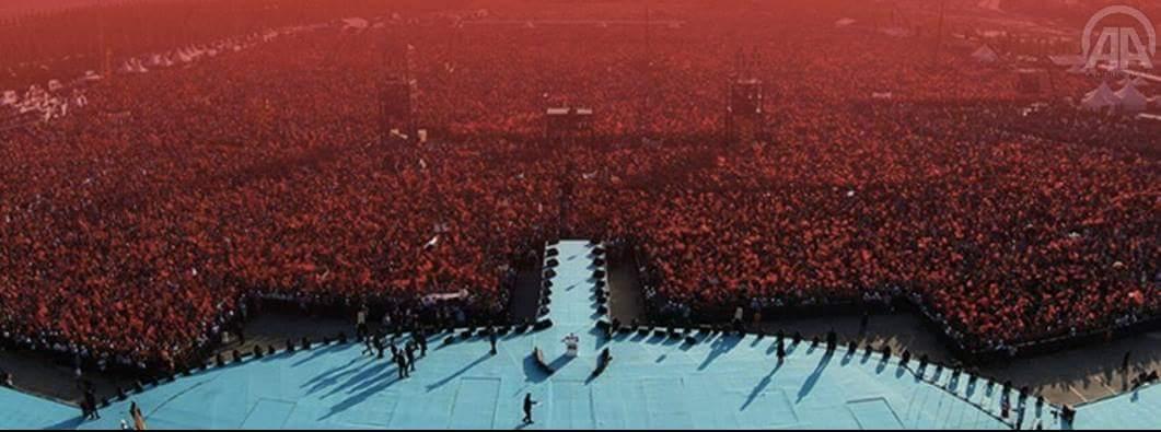 turkey unites for democracy rally - FB IMG 1470740656951 - TURKEY UNITES FOR DEMOCRACY RALLY