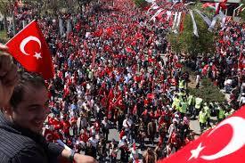 images turkey unites for democracy rally - images - TURKEY UNITES FOR DEMOCRACY RALLY