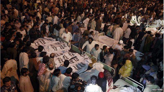 mjc condemns pakistan blast - Pakistan - MJC CONDEMNS PAKISTAN BLAST