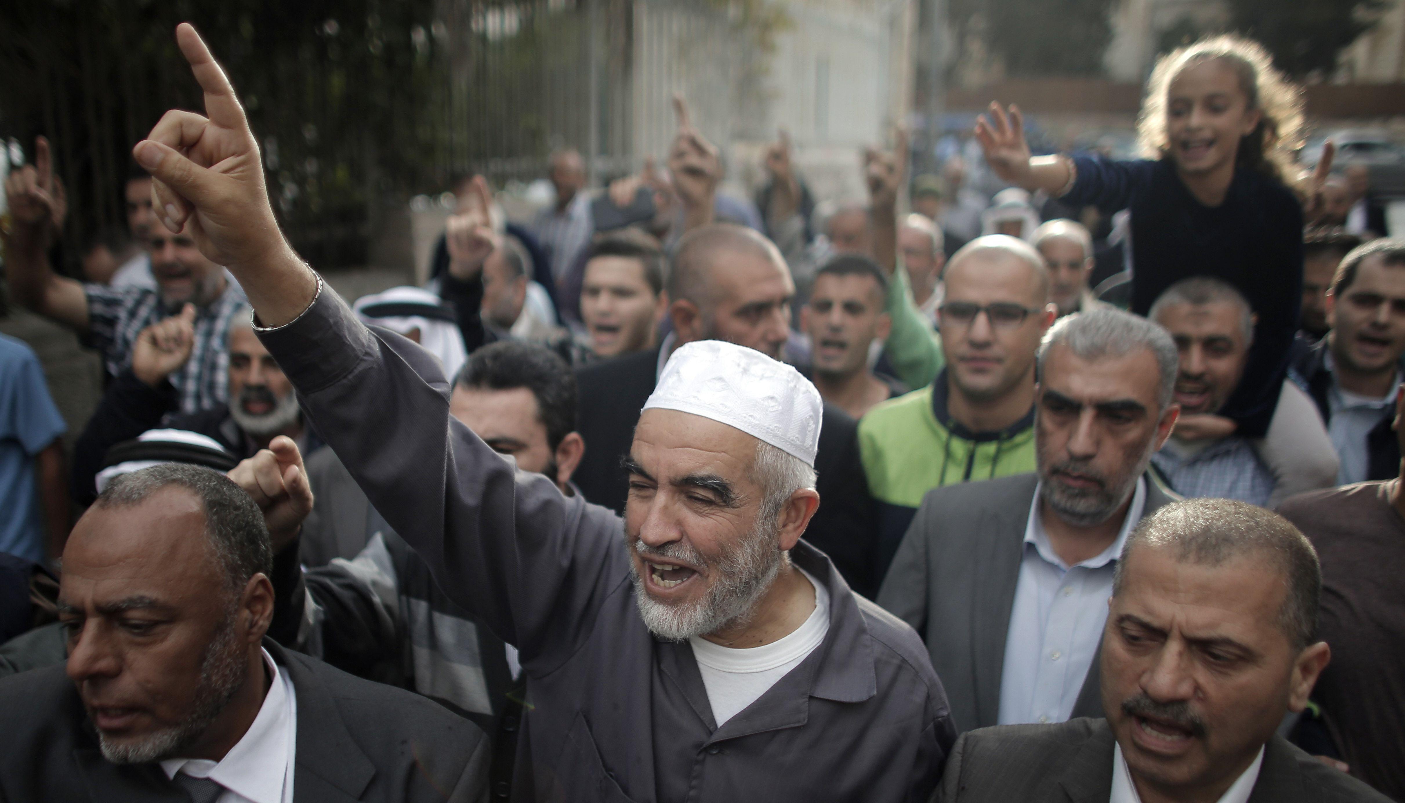 mjc: release shaykh raed salah - sheik raed salah 1027 1445969998 - MJC: Release Shaykh Raed Salah