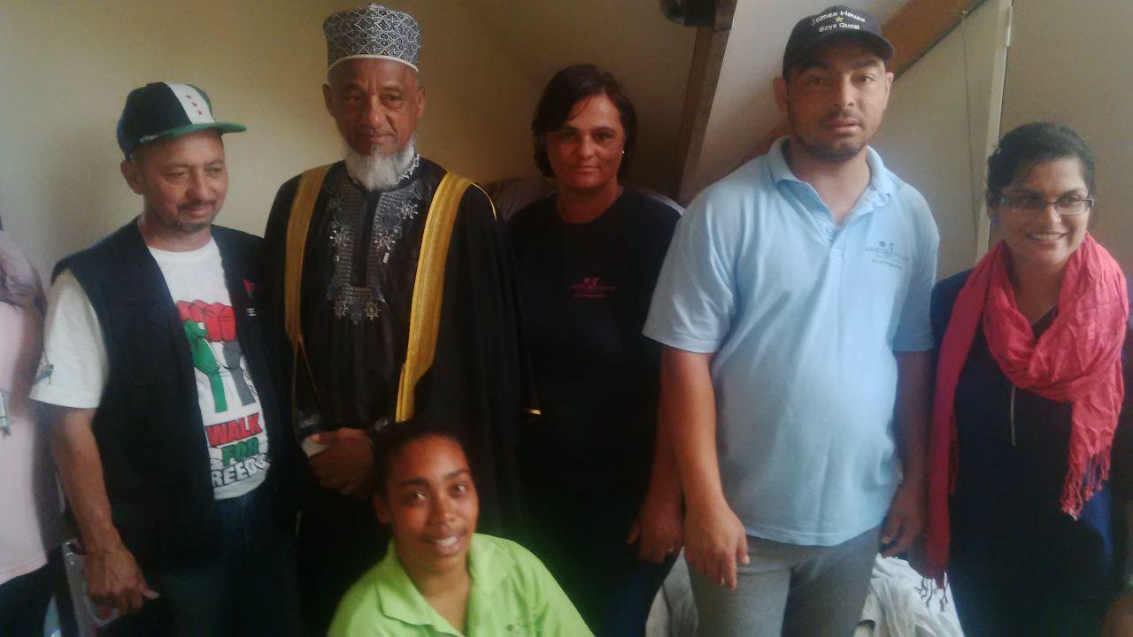 mjc, al-quds foundation and daizaf houtbay relief - IMG 20170314 WA0010 - MJC, Al-Quds Foundation and DAIZAF Houtbay relief