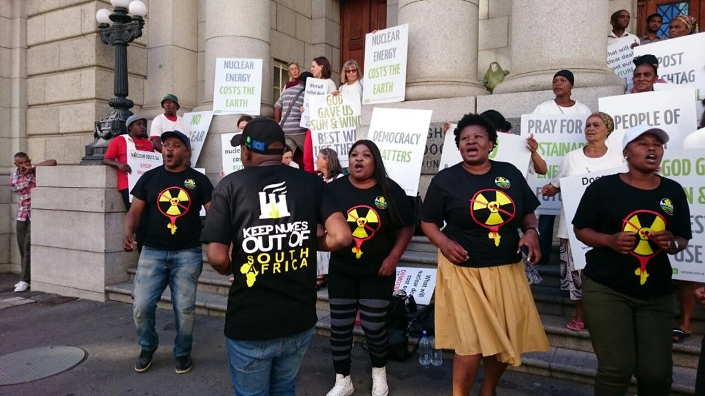 courts rule against government's nuclear deal - antiNukeProtest R2k - Courts Rule Against Government's Nuclear Deal