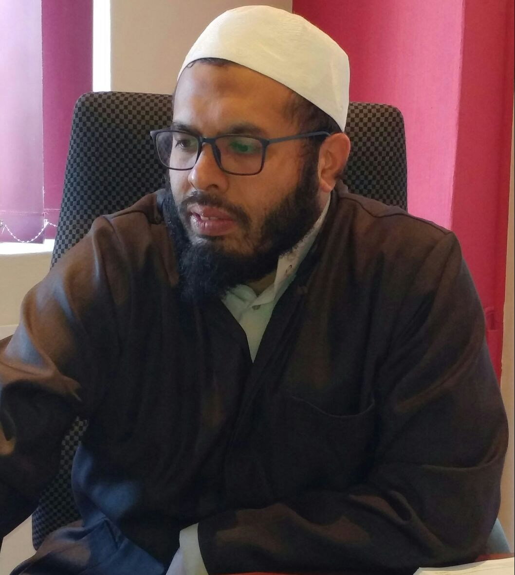 MJC WELCOMES NEW STAFF MEMBER TO FATWA DEPT. fatwa - Moulana Sameegh Sieed - Fatwa