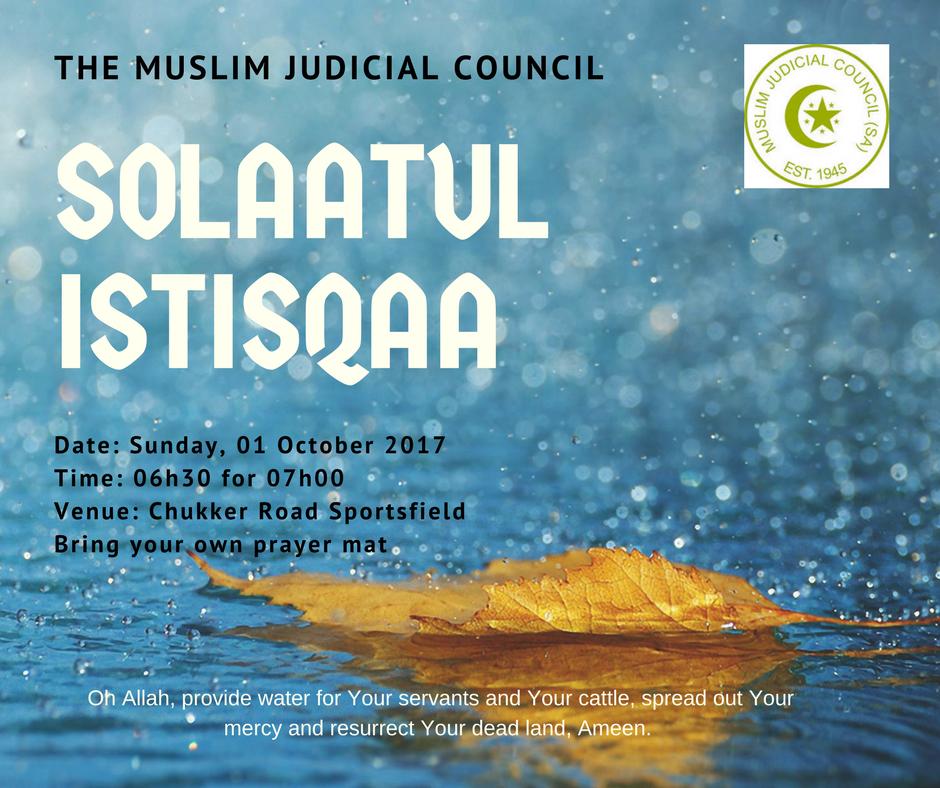 understanding solaatul istisqaa (prayer for rain) - Solaatul Istisqaa - Understanding Solaatul Istisqaa (prayer for rain)