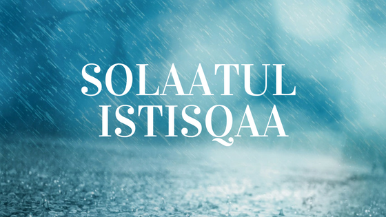 encouragement to perform the prayer for rain - solaatul Istisqaa 2 - Encouragement to perform the prayer for rain