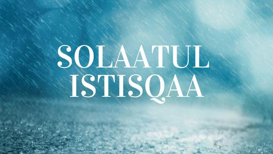 encouragement to perform the prayer for rain - solaatul Istisqaa 2 - Encouragement to perform the prayer for rain