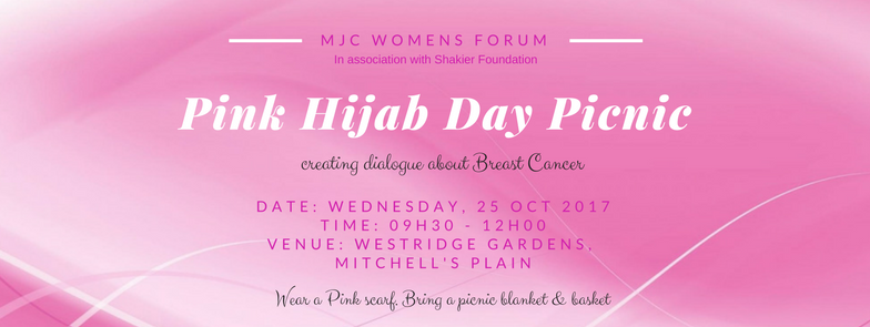 this is how you can support breast-cancer awareness - Pink Hijab Day Picnic FBC - This is how you can support breast-cancer awareness