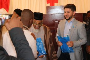matrics receive stationery packs at a special interfaith service - pic3 300x200 - Matrics receive stationery packs at a special interfaith service