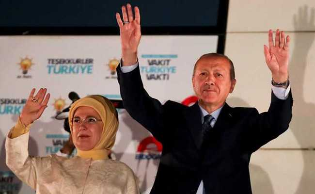 mjc congratulates turkish president on election victory - erdogan - MJC congratulates Turkish President on election victory