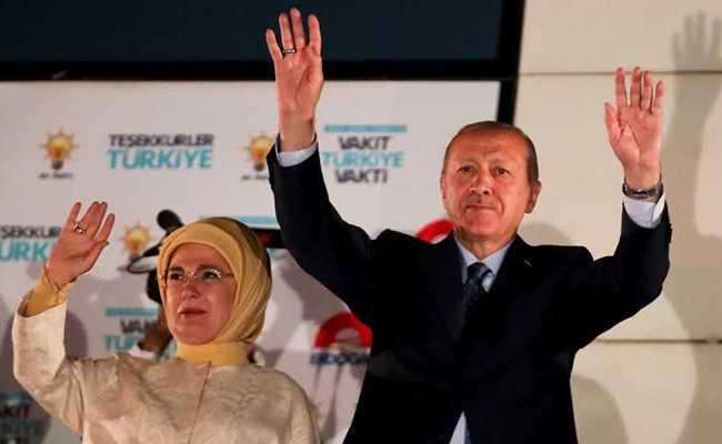 mjc congratulates turkish president on election victory - erdogan - MJC congratulates Turkish President on election victory