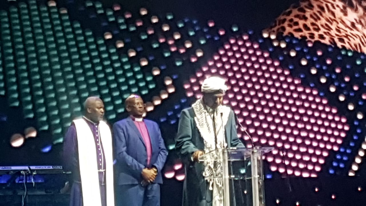 dua at the opening of nelson mandela's centenary celebrations - IMG 20180718 WA0040 - Dua at the opening of Nelson Mandela's centenary celebrations