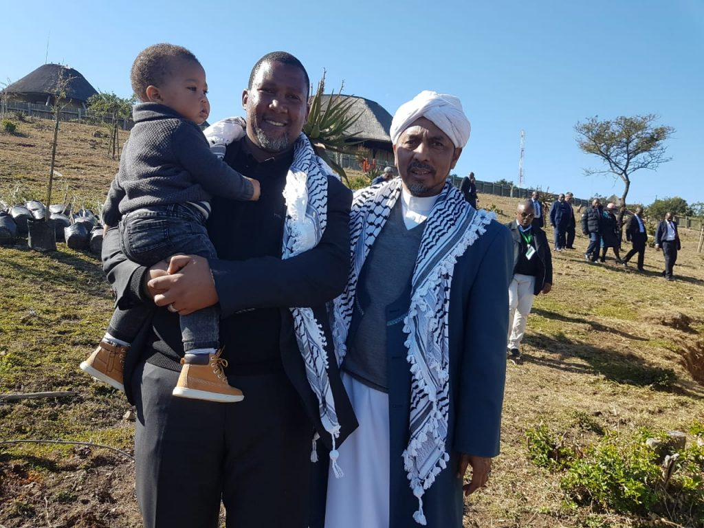 IMG-20180718-WA0041 dua at the opening of nelson mandela's centenary celebrations - IMG 20180718 WA0041 1024x768 - Dua at the opening of Nelson Mandela's centenary celebrations