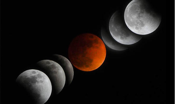 south africa gears up to see the longest total lunar eclipse in a century - Lunar eclipse - South Africa gears up to see the longest total lunar eclipse in a century
