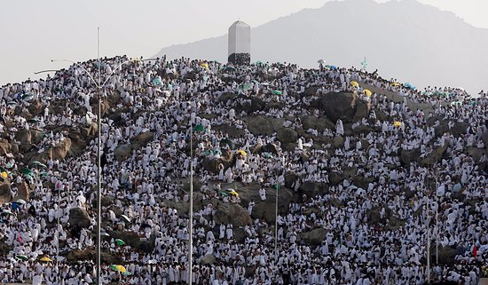 the final sermon of the prophet muhammad (peace be upon him) on arafat - mount arafat - The Final Sermon of the Prophet Muhammad (Peace Be Upon Him) on Arafat