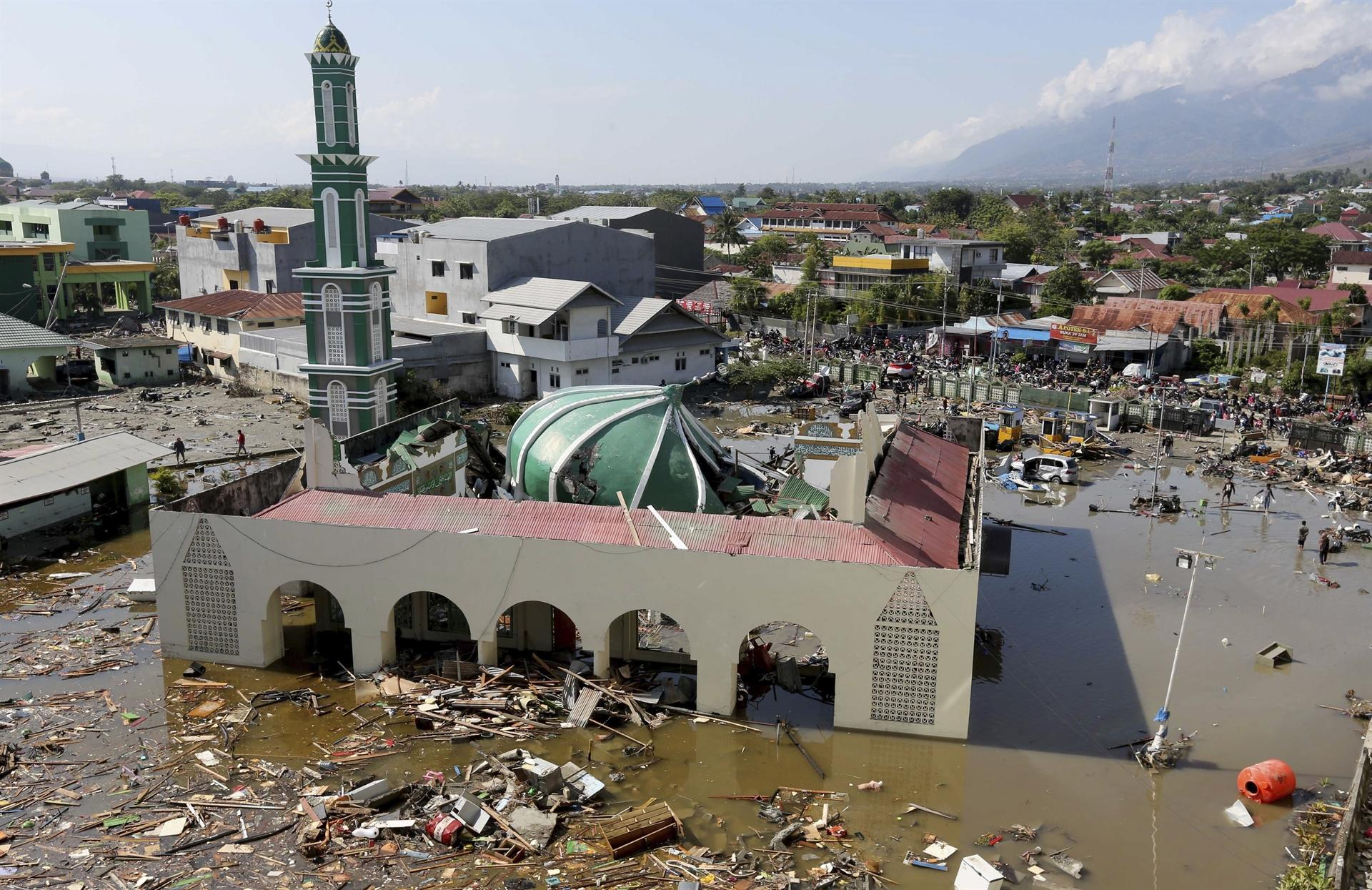 MJC sends our condolences to Indonesians affected by the Tsunami news - Indonesian Earthquake - News