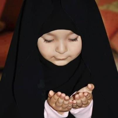 muslim primary schools - toddler praying - Muslim Primary Schools