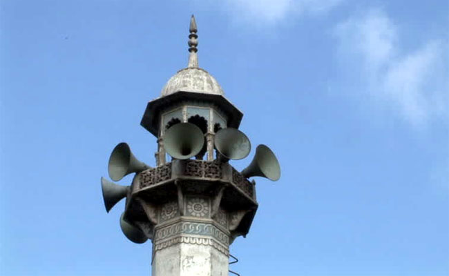 - loudspeakers - MJC CALLS FOR REGULATED RE-OPENING OF MASAJID
