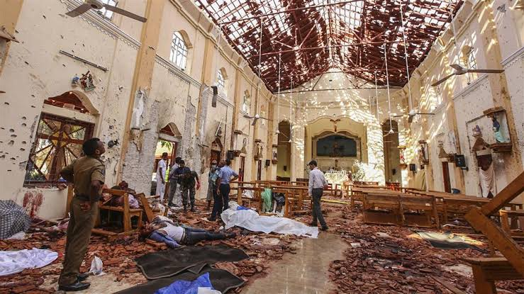 MJC CONDEMNS TERROR ATTACKS IN SRI LANKA [object object] - images 1 - Home