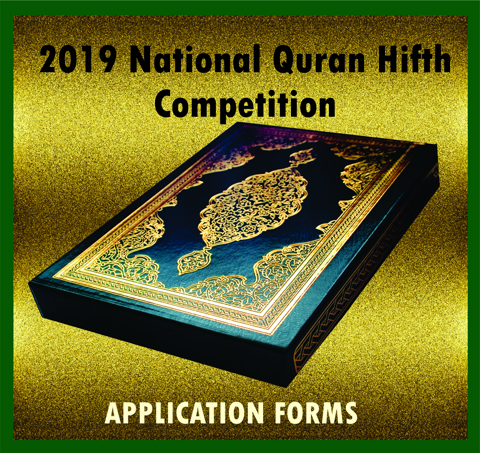 - 2019 COMPETITION ICON - 2019 Competition Application Form Download