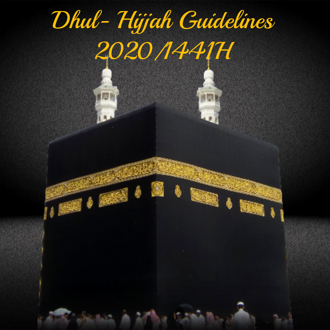 - FlyerMaker 26072020 071749 - Dhul- Hijjah Guidelines 2020/1441H